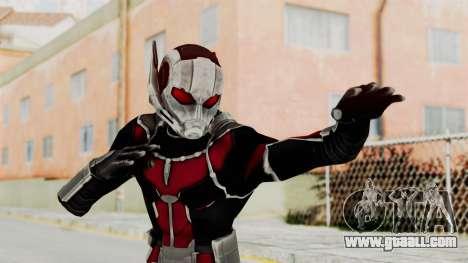Captain America Civil War - Ant-Man for GTA San Andreas