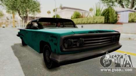 Beater 1962 Voodoo for GTA San Andreas