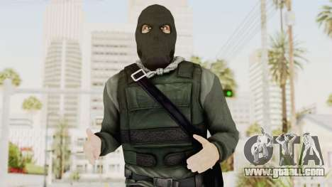Battlefield 3 Bandit for GTA San Andreas