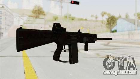 AA-12 Eotech Holo for GTA San Andreas second screenshot