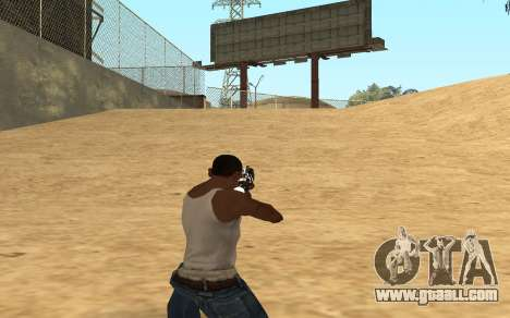 M4 Cyrex for GTA San Andreas seventh screenshot