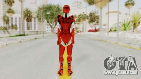 Marvel Heroes - Rescue for GTA San Andreas third screenshot