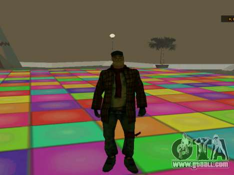 FPS Up Cleo FOG for GTA San Andreas