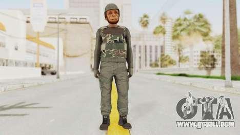 GTA 5 Online Skin (Last Team Standing) for GTA San Andreas second screenshot