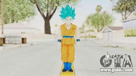 Dragon Ball Xenoverse Gohan Teen DBS SSGSS v2 for GTA San Andreas