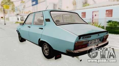 Dacia 1310 MLS 1989 for GTA San Andreas left view