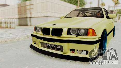 BMW M3 E36 Drift for GTA San Andreas right view