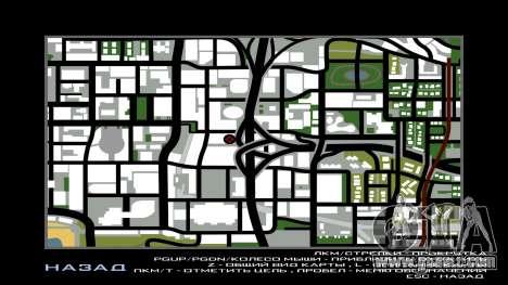 LSPD New Garage for GTA San Andreas sixth screenshot