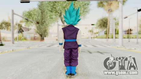 Dragon Ball Xenoverse Gohan Teen DBS SSGSS v1 for GTA San Andreas third screenshot