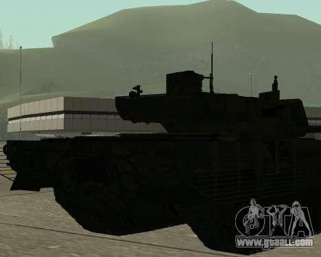 T-14 Armata for GTA San Andreas