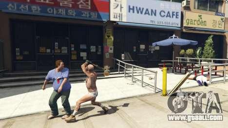 GTA 5 Wooden Fantasy Hammer seventh screenshot