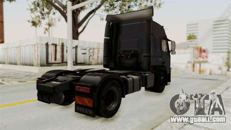 Volvo FM Euro 6 4x2 v1.0 for GTA San Andreas left view