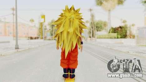 Dragon Ball Xenoverse Goku SSJ3 for GTA San Andreas third screenshot