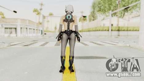Dead Or Alive 5 LR Christie Tamiki Wakaki DLC v2 for GTA San Andreas third screenshot