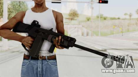AA-12 Eotech Holo for GTA San Andreas third screenshot