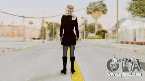 Iranian Girl Skin for GTA San Andreas third screenshot