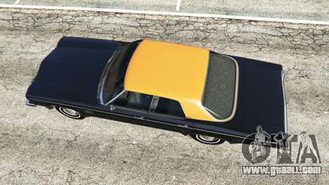 Oldsmobile Delta 88 1973 v2.5 for GTA 5