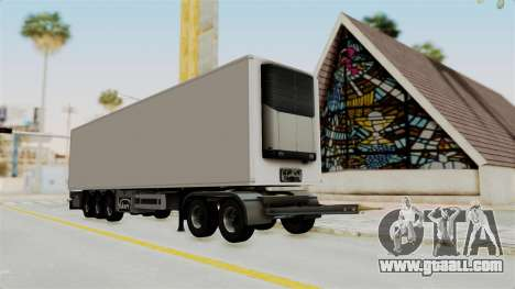 Volvo FM Euro 6 6x4 Tandem v1.0 Trailer for GTA San Andreas
