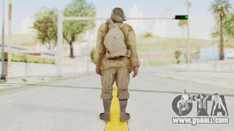 COD BO Nikholai for GTA San Andreas third screenshot