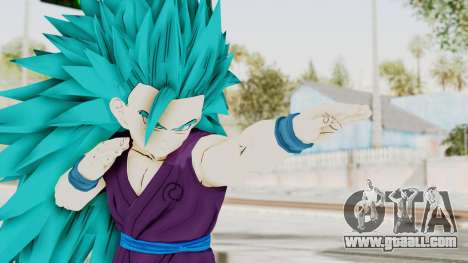 Dragon Ball Xenoverse Gohan Teen DBS SSGSS3 v1 for GTA San Andreas