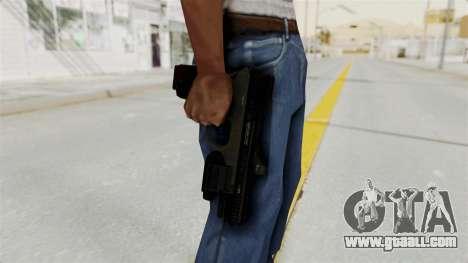 Killzone - M4 Semi-Automatic Pistol for GTA San Andreas third screenshot