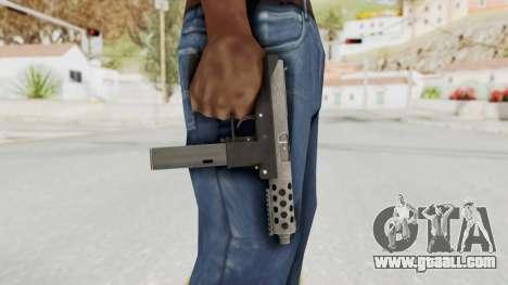 Tec-9 HD for GTA San Andreas third screenshot