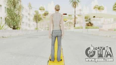 Assassins Creed Brotherhood - Lucy Stillman for GTA San Andreas third screenshot