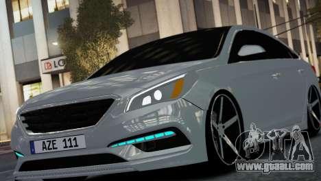 HYUNDAI SONATA 2015 AZE STYLE for GTA 4