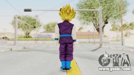 Dragon Ball Xenoverse Gohan Teen DBS SSJ2 v1 for GTA San Andreas third screenshot