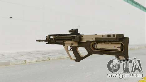 Integrated Munitions Rifle Desert for GTA San Andreas second screenshot