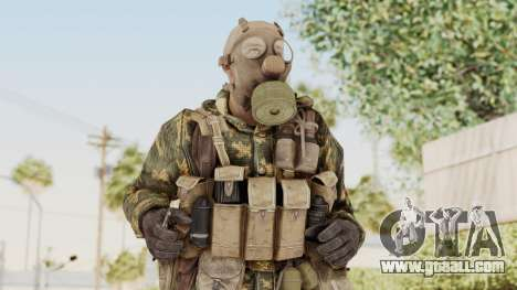 COD Black Ops Russian Spetznaz v6 for GTA San Andreas