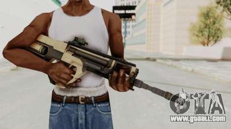 Integrated Munitions Rifle Desert for GTA San Andreas third screenshot