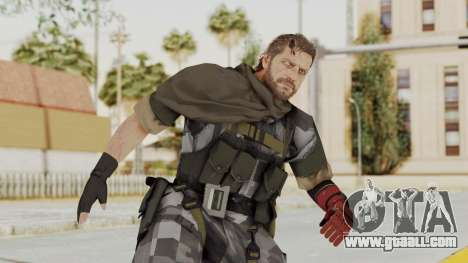 MGSV The Phantom Pain Venom Snake Sc No Patch v7 for GTA San Andreas