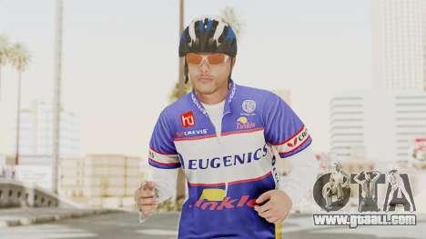 GTA 5 Cyclist 2 for GTA San Andreas