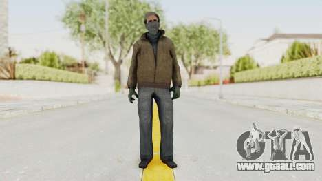 COD MW3 Prague Civil 4 for GTA San Andreas second screenshot