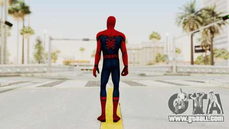 Marvel Future Fight - Spider-Man (Civil War) for GTA San Andreas third screenshot