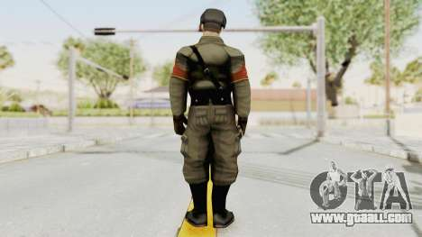 Russian Solider 1 from Freedom Fighters for GTA San Andreas third screenshot