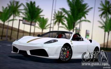 Ferrari F430 Scuderia BULKIN EDITION for GTA San Andreas