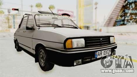 Dacia 1310 TX 1986 for GTA San Andreas right view