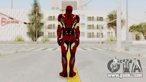 Captain America Civil War - Iron Man for GTA San Andreas third screenshot