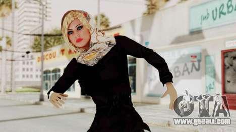Iranian Girl Skin for GTA San Andreas
