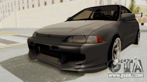 Honda Civic 1995 FnF for GTA San Andreas
