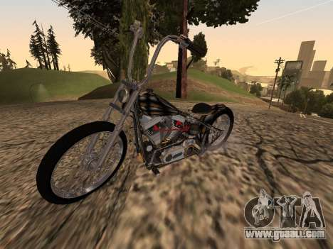 Chopper Old School for GTA San Andreas