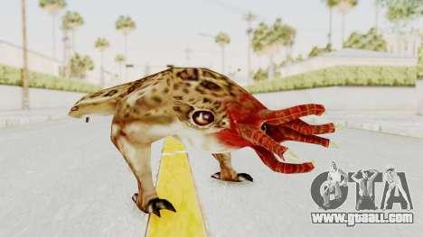 Bullsquid from Half-Life 1 for GTA San Andreas second screenshot