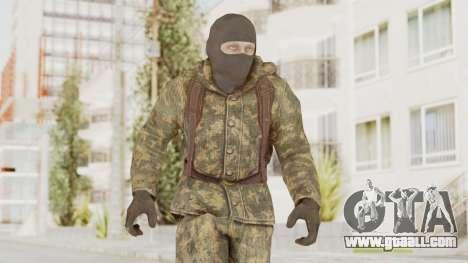 COD Black Ops Russian Spetznaz v2 for GTA San Andreas