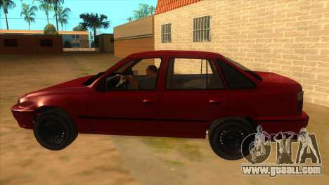 Daewoo Racer GTI for GTA San Andreas left view