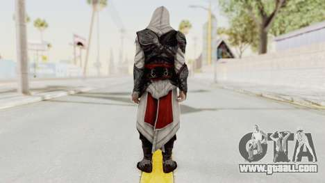 AC Brotherhood - Ezio Auditore Seusenhofer Armor for GTA San Andreas third screenshot