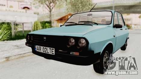 Dacia 1310 MLS 1989 for GTA San Andreas back left view