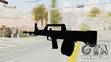 QBB-95 for GTA San Andreas third screenshot