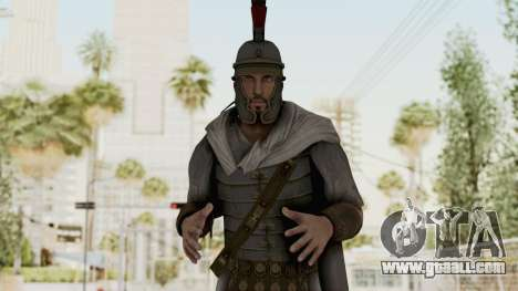 AC Brotherhood - Ezio Auditore Legionare for GTA San Andreas
